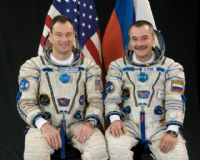International Space Station Expedition 14 Official Crew Photograph #3